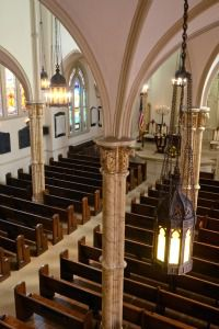 Savannah?s Congregation Mickve Israel was founded by a group of mostly Sephardic Jewish immigrants.