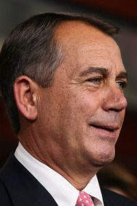 Didn?t Go There: House Speaker John Boehner is said to suffer from Jerusalem Syndrome. But Philologos notes that the term is usually reserved for tourists who become stricken upon visiting the holy city, not politicians who suffer from delusions of grandeur.