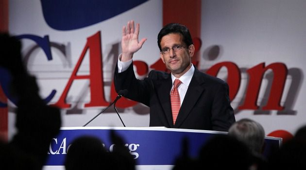 Polite Reception Republican Eric Cantor was well received at the Union for Reform Judaism?s biennial conference in suburban Washington D.C.