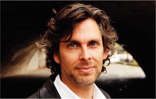 Street Walker: When he walks down a street, Michael Chabon says he feels as though he?s walking through time.