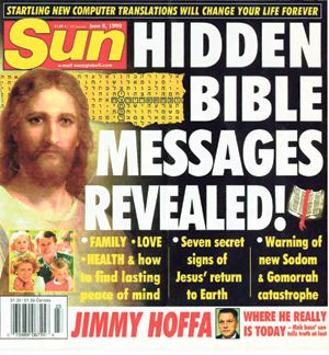 Hokum:  The Bible Codes have been debunked, yet some still take them seriously, or worse, preach them to others.