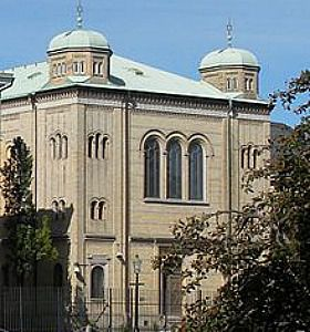 Gothenburg Synagogue