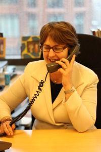 New Vision: Rabbi Joy D. Levitt sees a different future for Hebrew school.