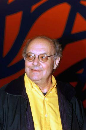 Sol LeWitt in Rome in 2000