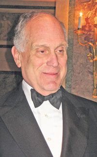 ?Nice Jewish Boy?: Honoree Ronald Lauder.