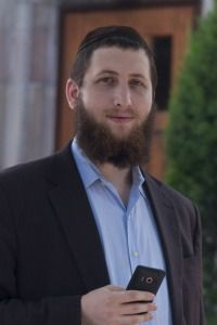 Checking In: Mordechai Lightstone, the mayor of 770 Eastern Parkway, Chabad headquarters in Brooklyn.
