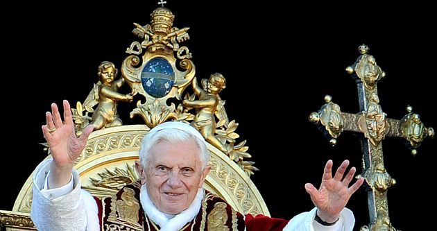A Message to the Faithful: In his Christmas Day address, Pope Benedict XVI, who leads the world?s 1.3 billion Catholics, called for new peace talks and increased humanitarian aid to the world?s most vulnerable populations.