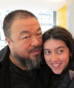 Activist Artist: Filmmaker Alison Klayman talks about bringing the story of Chinese dissident Ai Weiwei to the big screen. Her ?Never Sorry? is showing at the Sundance Film Festival.
