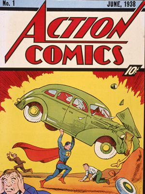 The People Of The Comic Book: Without Jewish artists, Superman, Batman, Archie, and Mad Magazine wouldn?t exist.