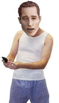 Put That Phone Down, Dude! Disgraced congressman Anthony Weiner is one of the hottest-selling costumes for Halloween.