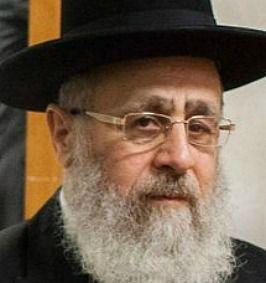 Chief Rabbi Yitzhak Yosef