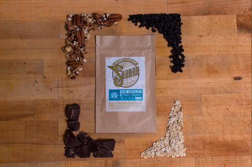 Sababa Snacks are a vegan, ethically-sourced and soon-to-be kosher medical marijuana product.