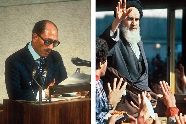 Surprise, Surprise: Who could have anticipated Anwar Sadat?s visit to Jerusalem or Ayatollah Ruhollah Khomeini?s takeover of Iran?