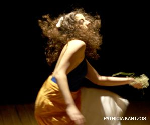 IN FLIGHT: Israeli choreographer Noa Sagie brings her new creation, ?Breath 22,? to two dance festivals in New York in September.