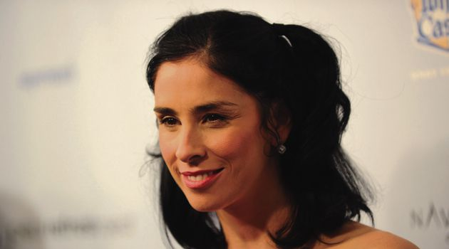 What?s In a Name? : Unlike some other Jewish celebrities, Sarah Silverman?s name marks here as a member of the tribe.