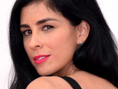 What did Sarah Silverman recently wear on television?
