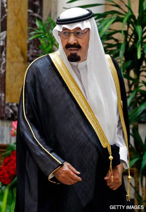 ABDULLAH: Saudi king has pushed interfaith dialogue.