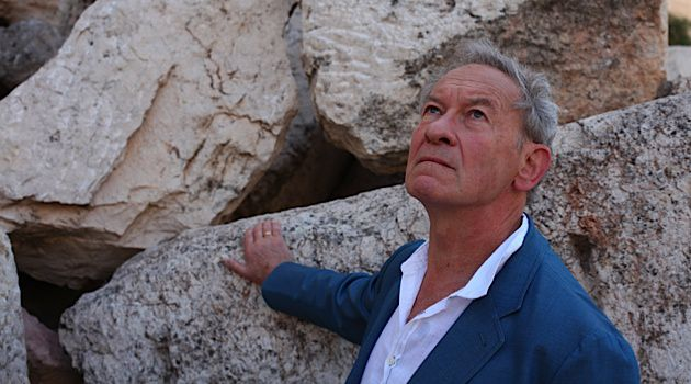 Sermonizing on the Mount: Simon Schama visits Temple Mount in one episode of his series, ?The Story of the Jews.?