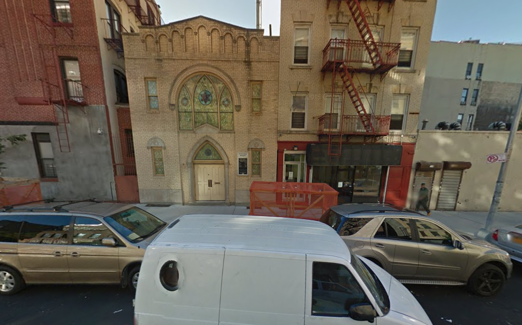 The Old Broadway Synagogue is the last operating shul in Harlem.