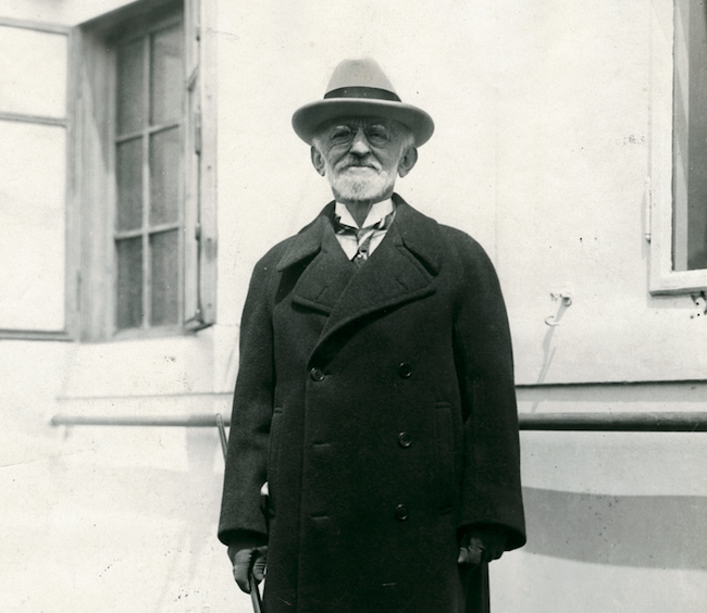 First Secretary: Oscar Straus, the brother of Macy's founder who perished on the Titanic, served as the first Jewish American Cabinet Secretary. He later worked with the Secret Service to find out suspected anarchists.