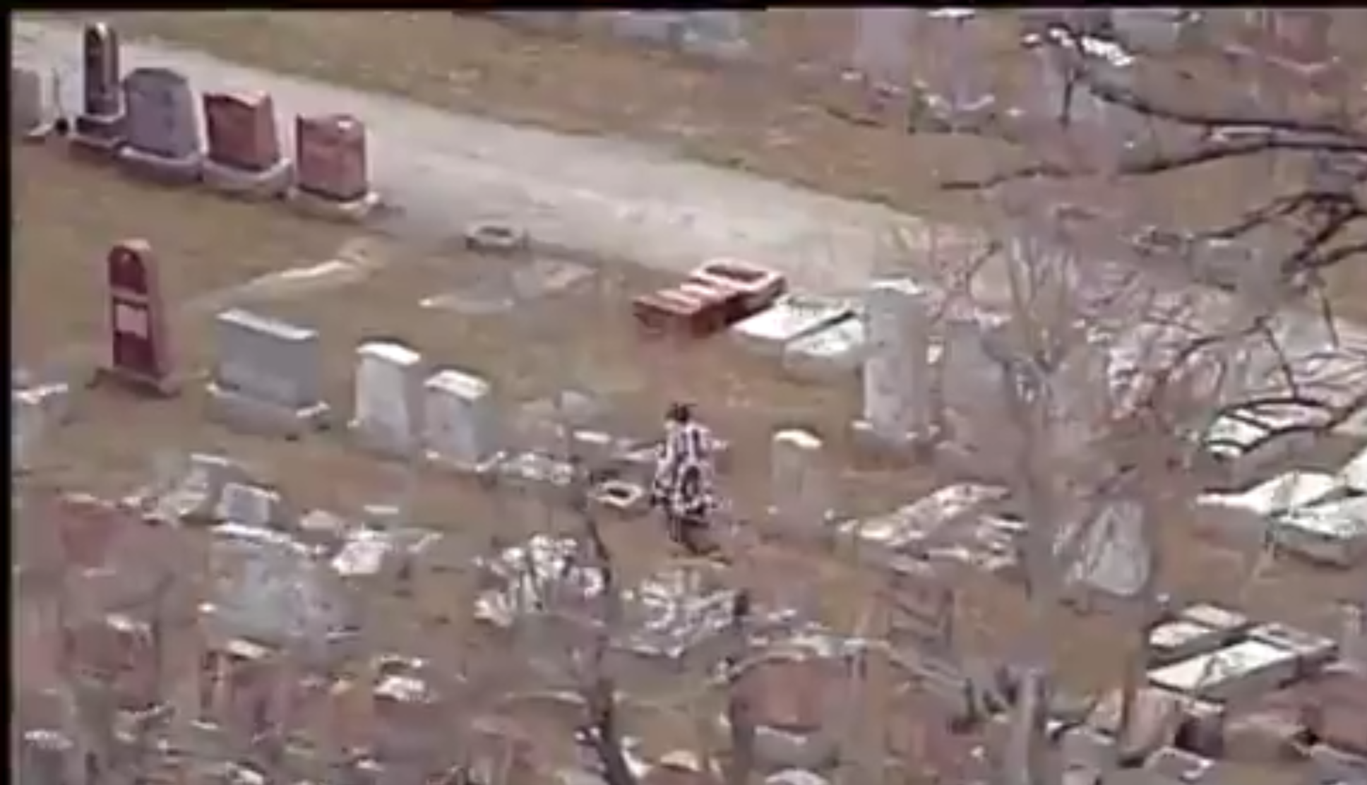 Amid mounting bomb threats against US Jewish centers, vandals hit Jewish cemetery