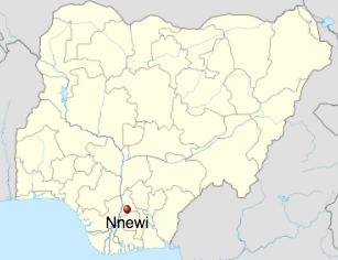 DNA samples were collected in Nnewi, a southeastern city in Anambra State.