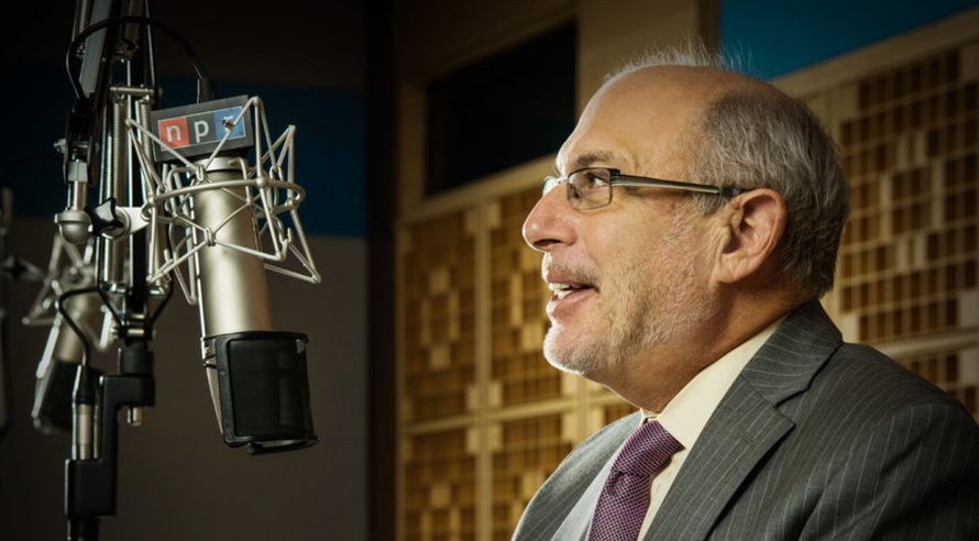Robert Siegel Stepping Down As 'All Things Considered' Host In 2018
