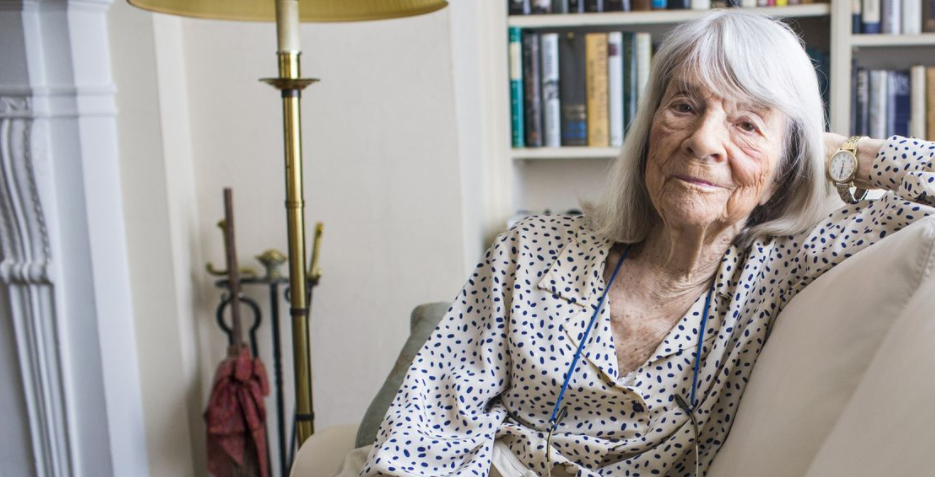 Judith Jones, Editor Who Discovered Anne Frank's Diary, Dies At 93