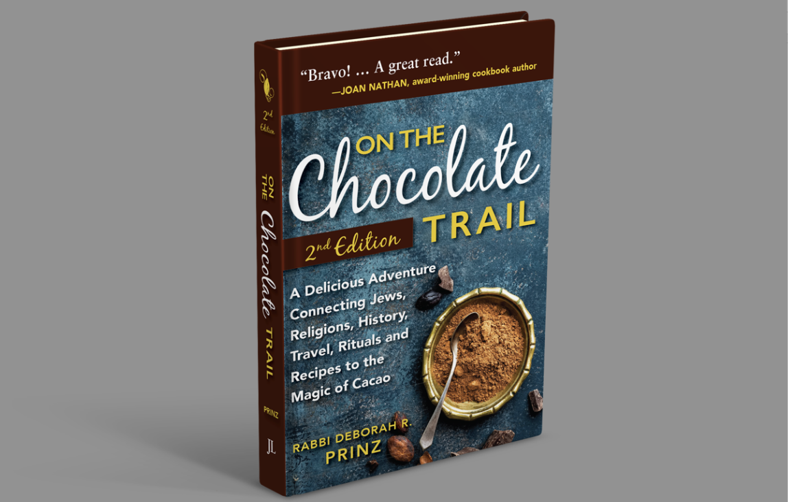 """The 2nd Edition of """"On the Chocolate Trail"""" is out this week."""