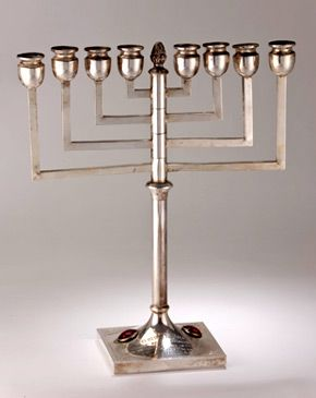 Yes You Can: Own Sammy Davis Jr.?s menorah for $15,000.