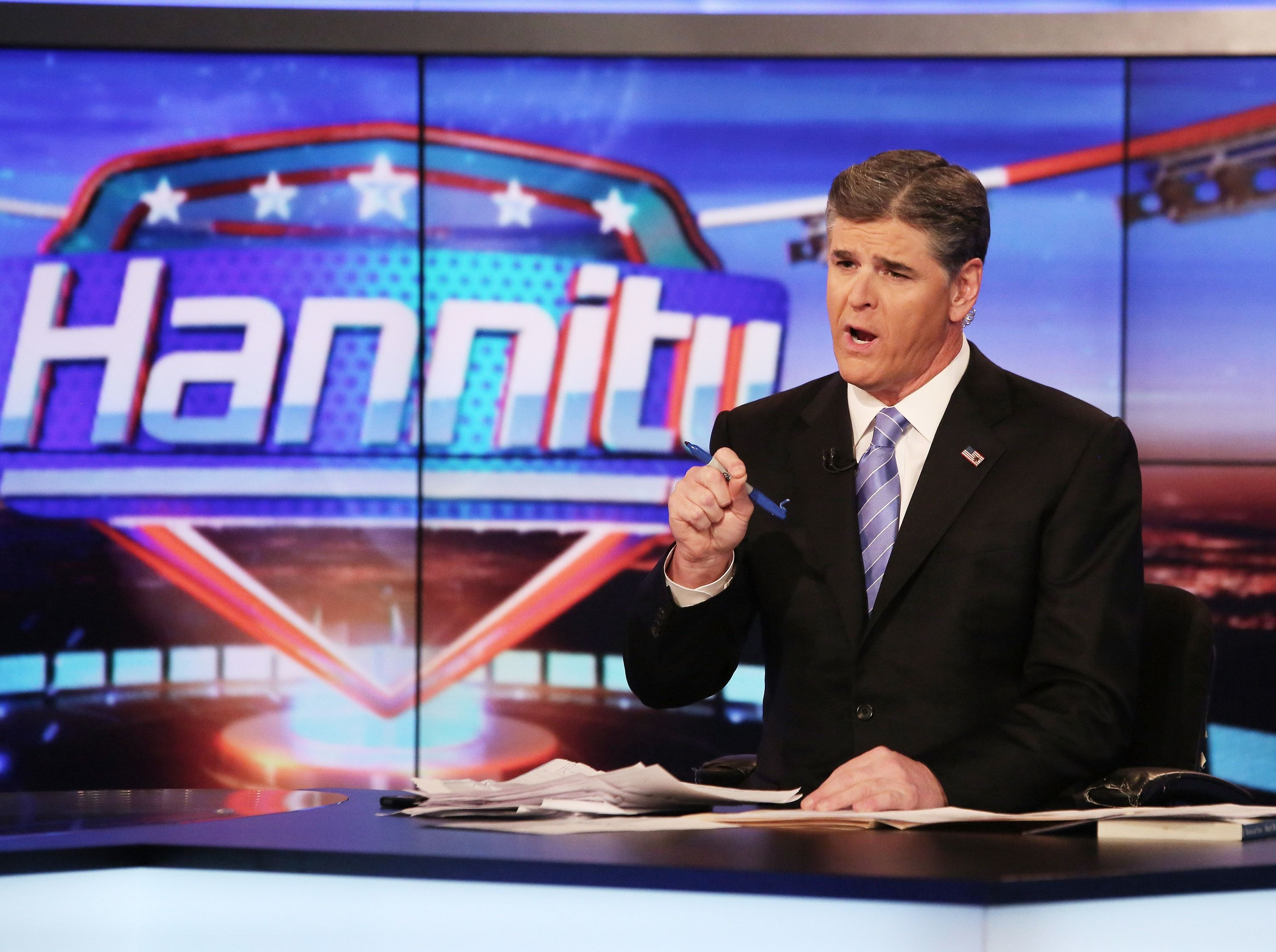 Sean Hannity Will Skip Award Ceremony Amid Seth Rich Backlash