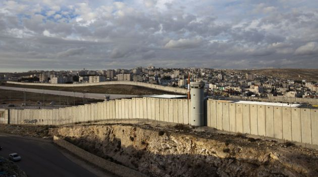 Separation: Support for the settlements is undermining any effort to create a Palestinian state.