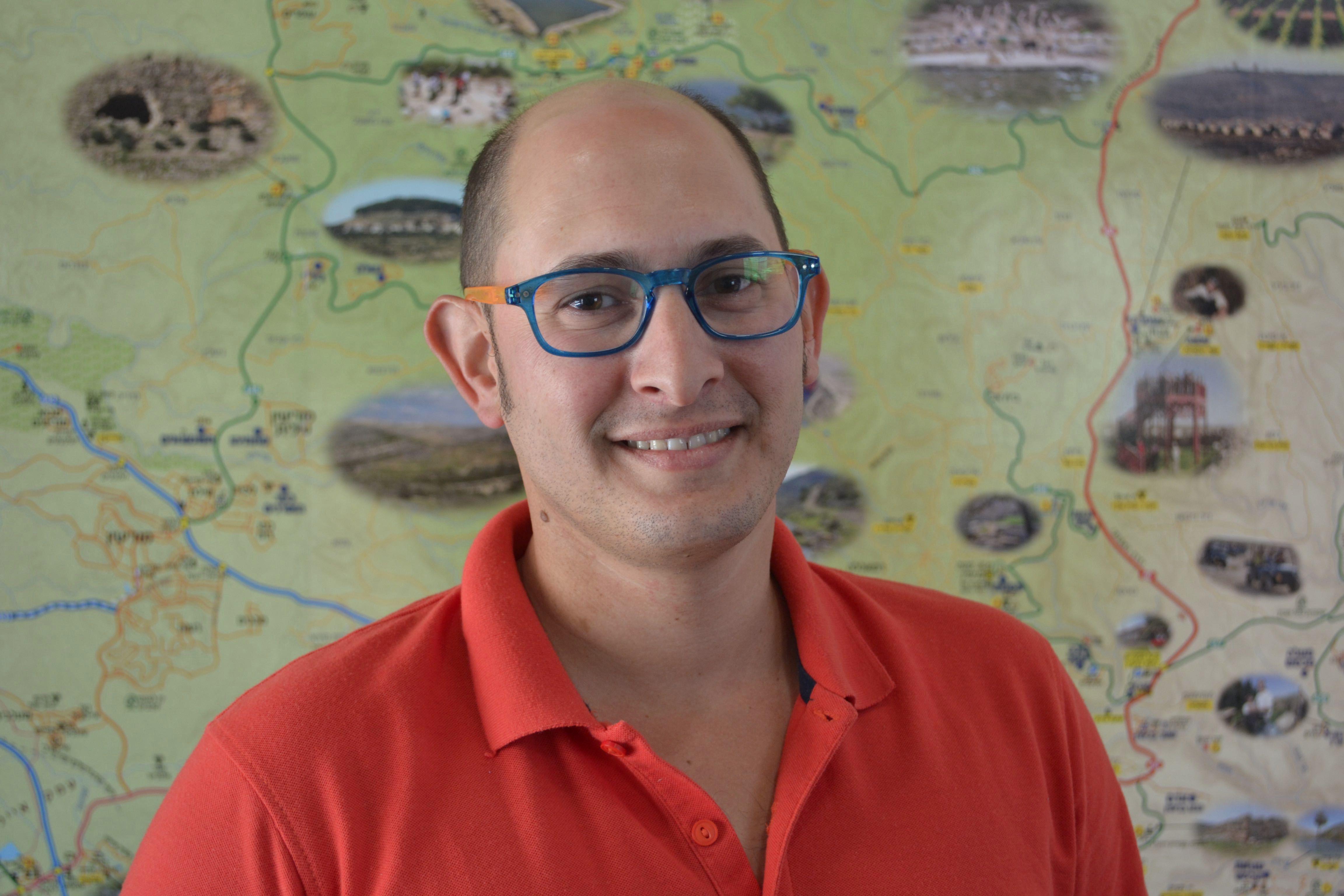 Assaf Lessner is head of marketing at Binyamin Tourism.