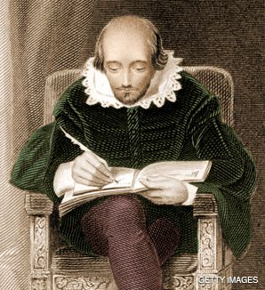 IMPOSTER? Hudson argues that Shakespeare was no Shakespeare.