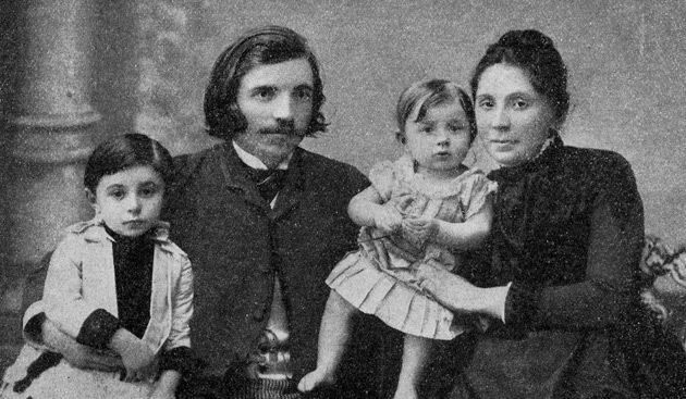 Counting Daughters: Sholom Aleichem and his family