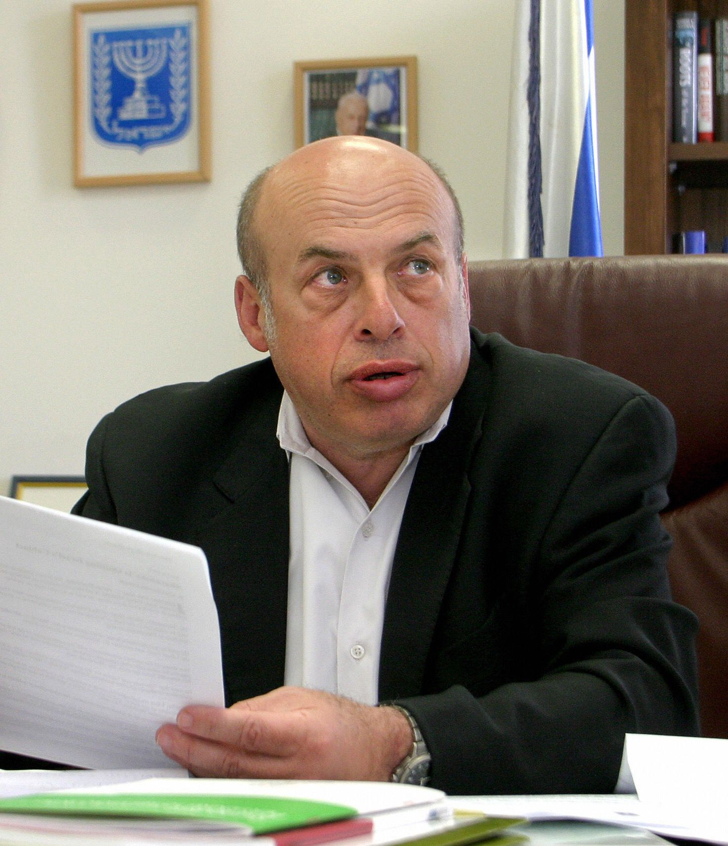 Chairman of the Jewish Agency for Israel Natan Sharansky