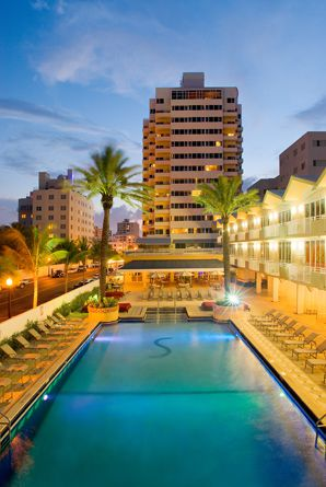 GETAWAY: The Shelborne Miami Beach hotel offers Passover vacation packages.