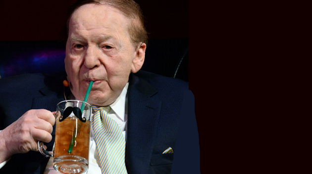 Las Vegas Sands chairman and CEO Sheldon Adelson