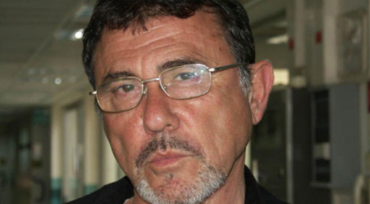 "The Sand Man: Shlomo Sand rejects the Jewish religion for its ""genocidal Yahwestic tradition."""