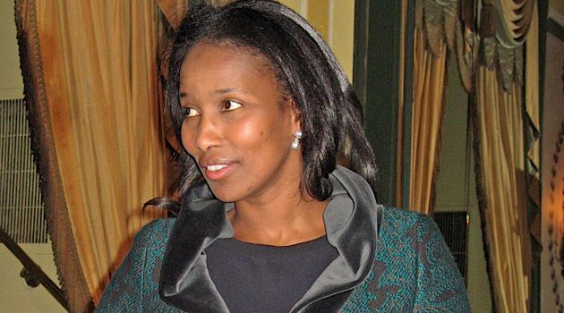 Honored Speaker: Ayaan Hirsi Ali lectures for the American Friends of the Open University Israel