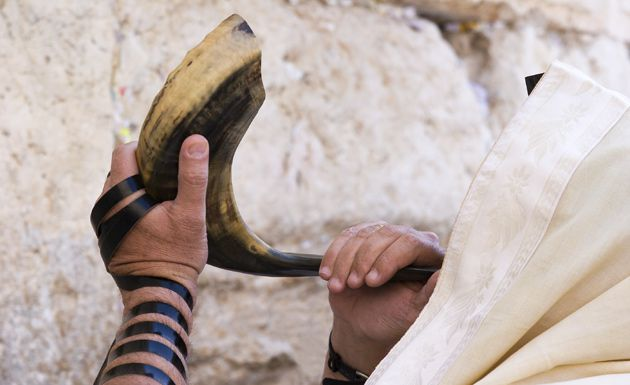 Sounds of the Shofar: The ancient sounds of a ram?s horn, blown on Rosh Hashanah, can inspire religious awe.