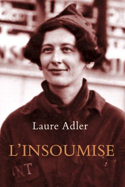 Simone Weil: As discussed by Laure Adler.