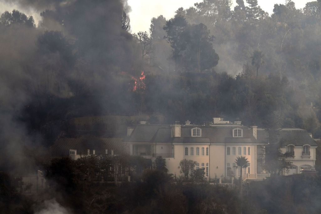 l a jewish sites resume operations after skirball fire the forward