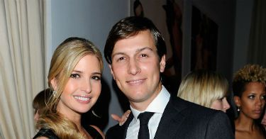 Date Night: Jared Kushner and his wife Ivanka Trump make an attractive pair at the 8th Annual CFDA/Vogue Fashion Fund Awards at the Skylight SOHO in New York.