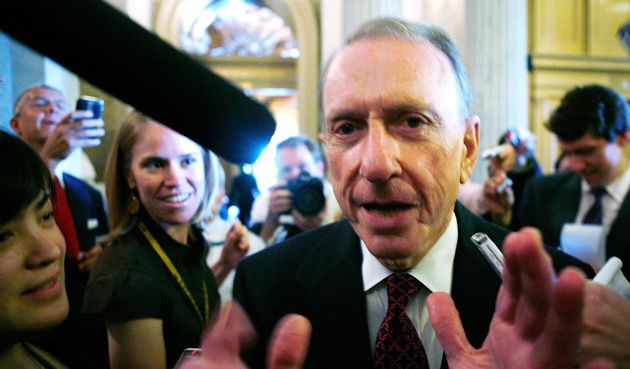Crossing the Aisle: Arlen Specter?s conversion haunts GOP.
