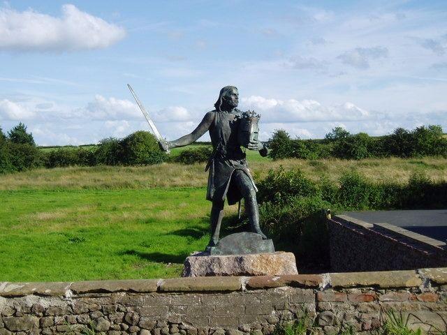 Monument to King Edward II