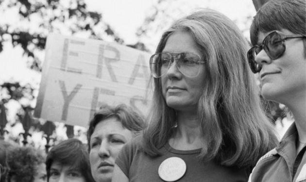 Someone To Look Up To: Feminist icons like Gloria Steinem gave girls a path forward.