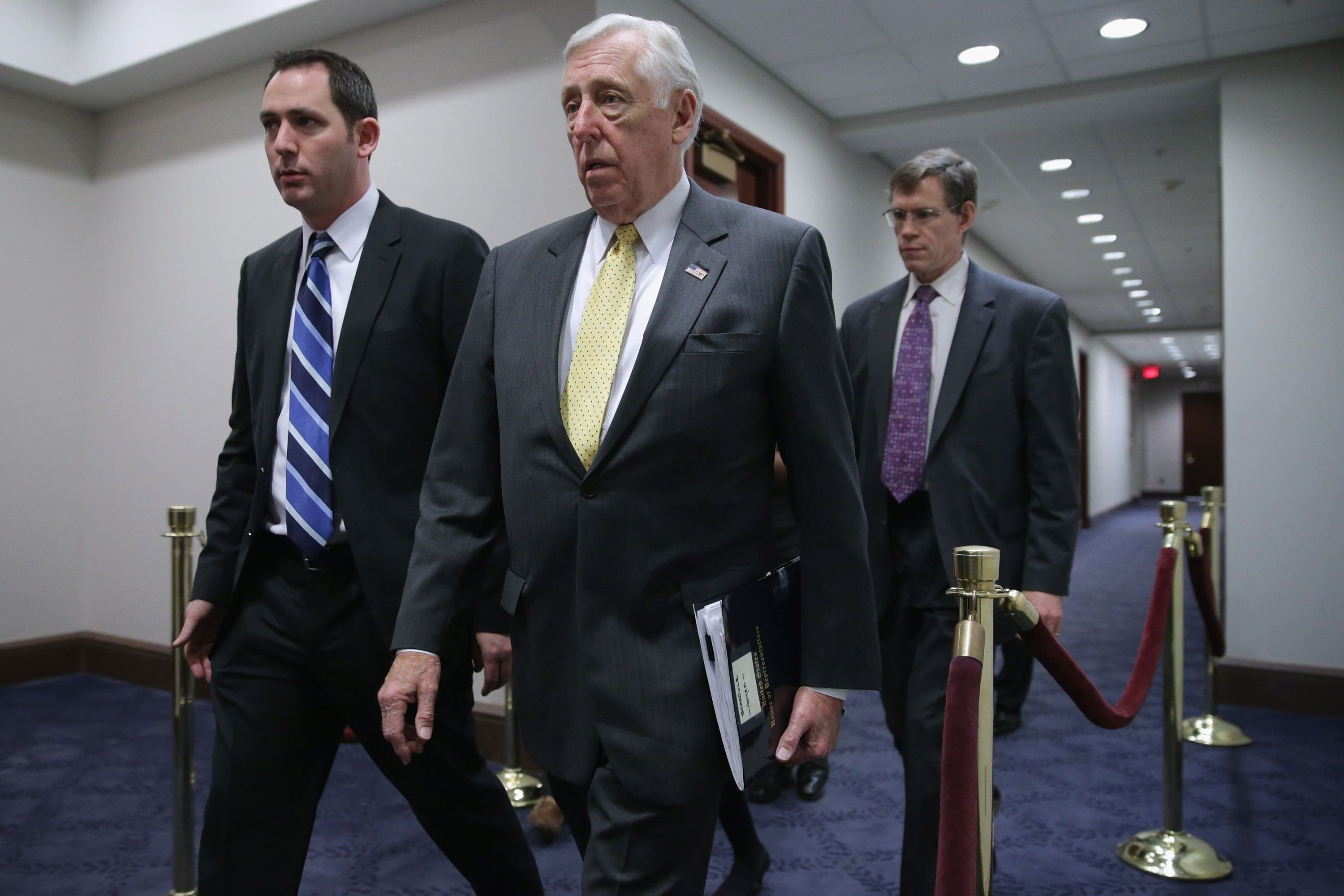 Steny Hoyer will lead group of 21 Democrats on tour to Israel. Another similar tour may be scheduled for 20 Republican Congress members.