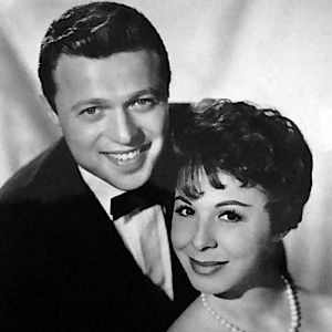 Dynamic Duo: Eydie Gorme and husband Steve Lawrence performed together for decades.