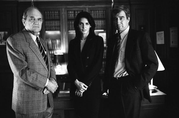 Steven Hill, who played 'Law & Order' DA Schiff, dies at 94